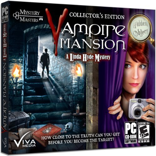 Vampire Mansion - A Linda Hyde Mystery