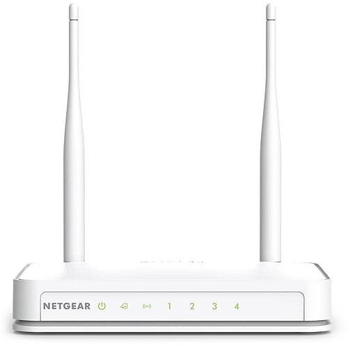 NETGEAR WNR2020-200PAS N300 WiFi Router with External Antennas by NETGEAR