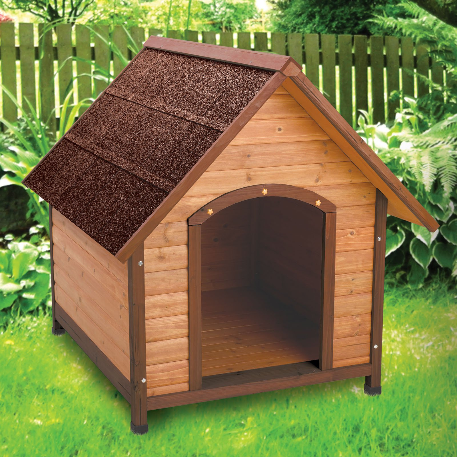 Ware Manufacturing 01708 37 5 W X 43 75 D 41 Extra Large H A Frame Dog House