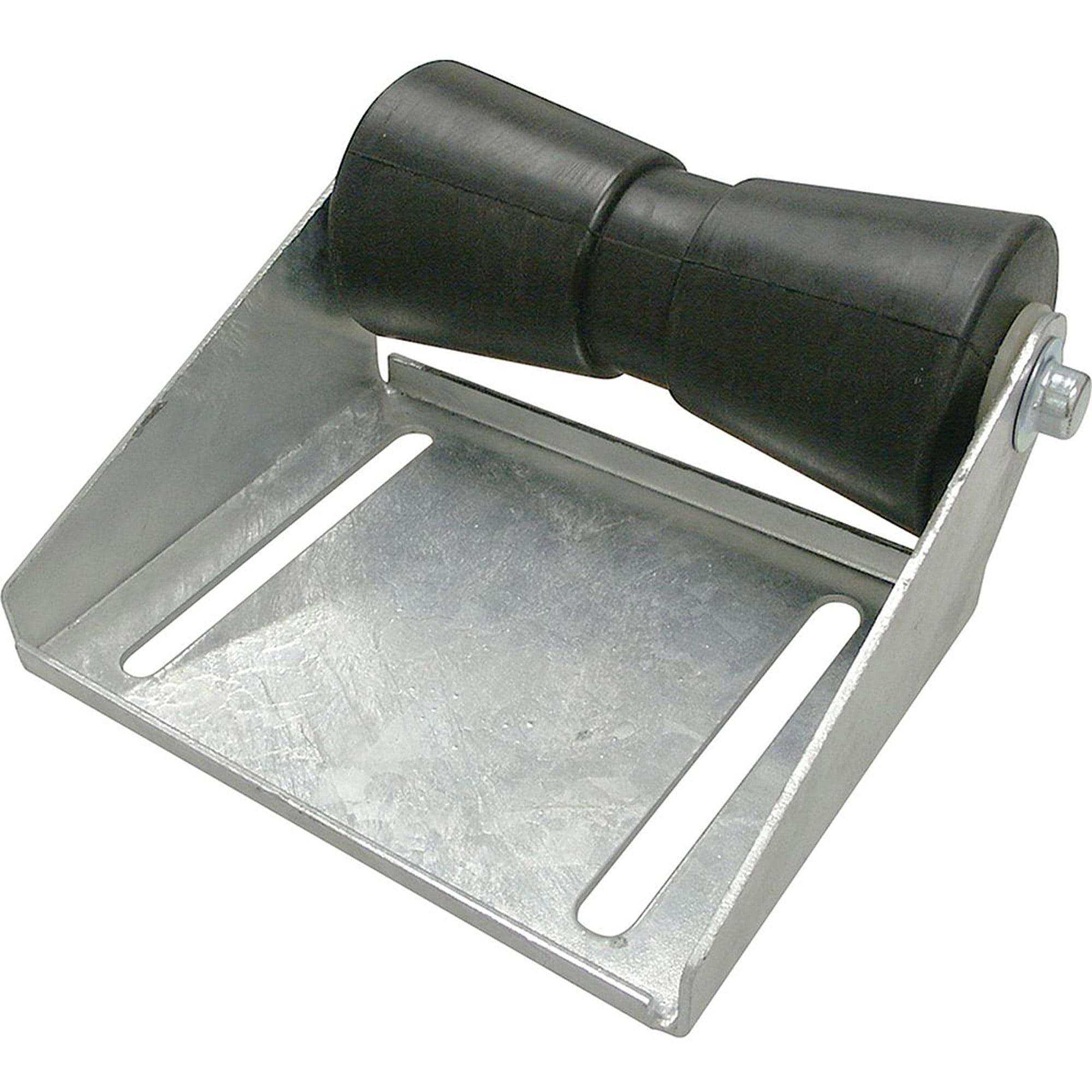 """SeaSense 8"""" Black Rubber Keel Roller"""