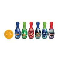 Easter Pj Masks Bowling
