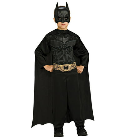 Boys Batman Action Suit Set
