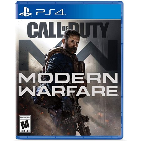 Call of Duty: Modern Warfare, PlayStation 4 (Best Call Of Duty For Pc Multiplayer)