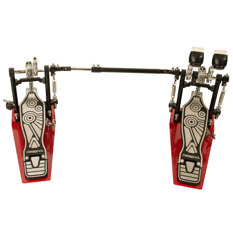 ChromaCast Pro Series Chain Drive Double Pedal