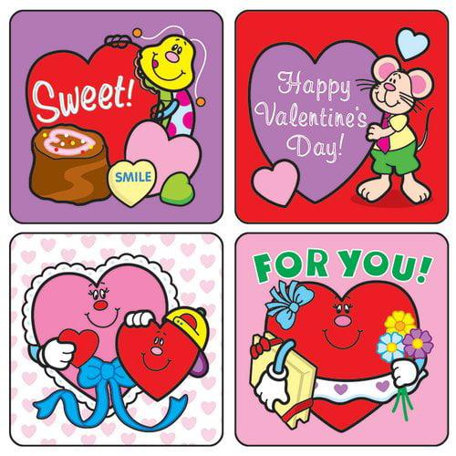 Frank Schaffer Publications/Carson Dellosa Publications Valentines Day Sticker