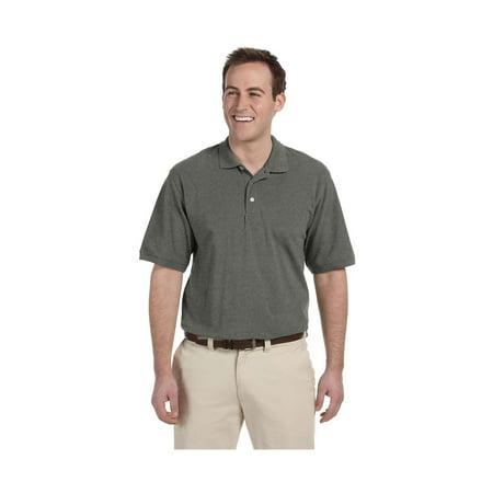 b6ccf953 Harriton - Harriton Men's Easy Blend Pique Polo Shirt, Style M265 -  Walmart.com