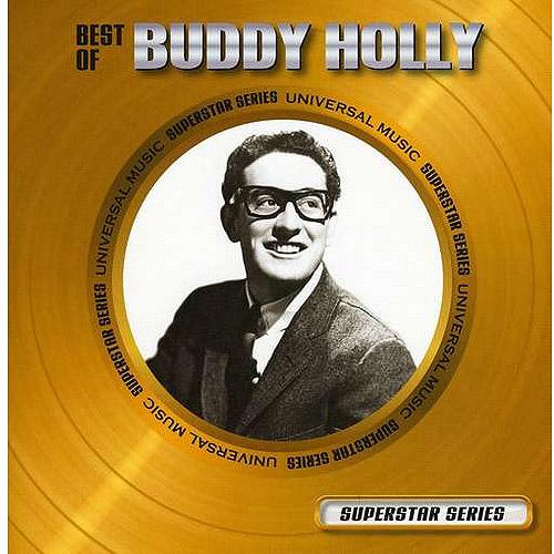 Buddy Holly - Best of Superstar Series [CD]