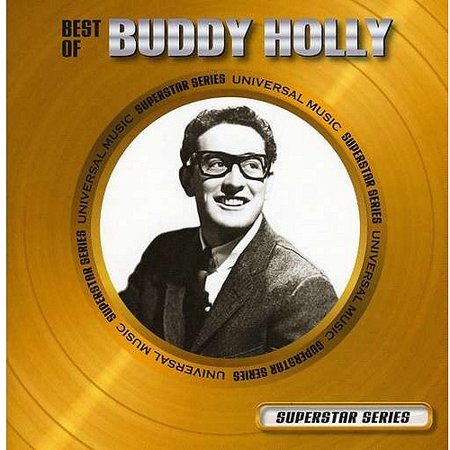 Buddy Holly   Best Of Superstar Series  Cd