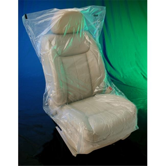 Slip-N-Grip Fg-P9943-15 Value Seat Cover - 500 Roll