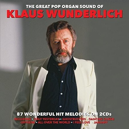 Great Pop Organ Sound Of (CD)