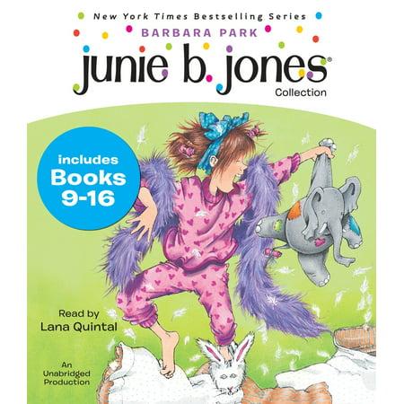 Junie B. Jones Collection: Books 9-16 (Junie B Jones Halloween)