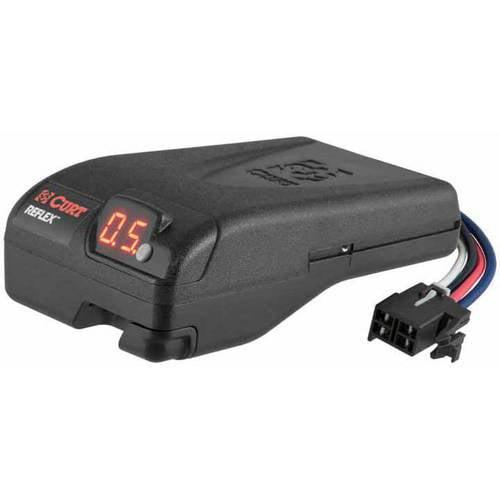 Curt Manufacturing Cur51130 Reflex Digital Inertia Accelerometer Activated Brake Control by CURT Manufacturing