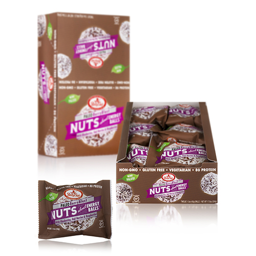 Nuts About Energy Balls��� Paleo Berry Blast - Box of 12 Balls by Betty Lou's