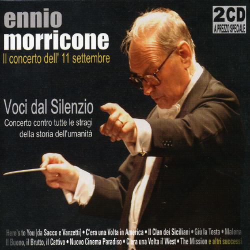 Ennio Morricone Voci Dal Silenzio [CD] by