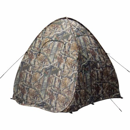 with up popup man tent hunting ground stealth dome watch blind hqdefault carry pop camo hide blinds bag