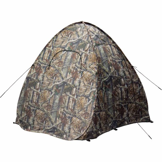 hub ground blind jun best for popup blinds cat life hunting big survival the