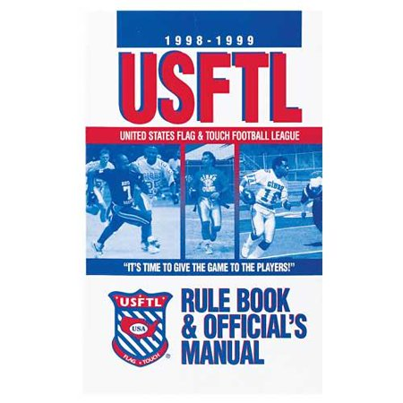 Usftl Rule Book And Officials Manual