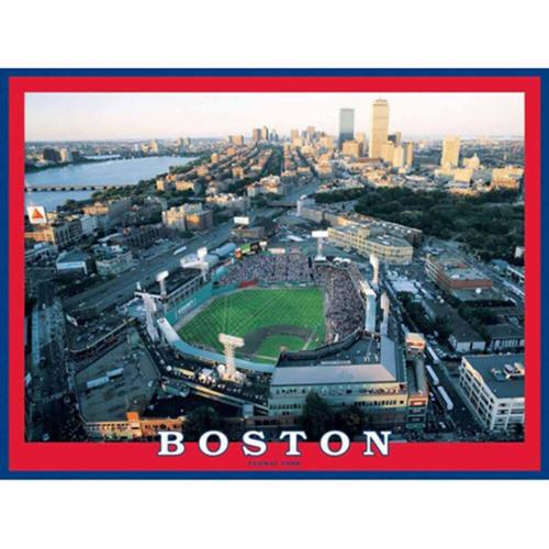 White Mountain Boston Jigsaw Puzzle