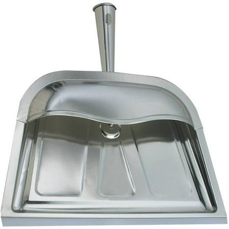 Range Kleen Silver Dust Pan, Hooded