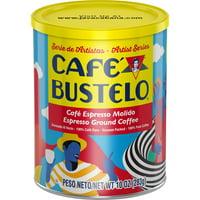 Caf Bustelo Espresso Ground Coffee, Dark Roast, 10-Ounce Can