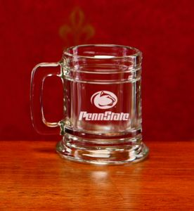 Penn State Nittany Lions Deep Etched Colonial Shot Mug