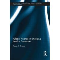 Global Finance in Emerging Market Economies (Paperback)