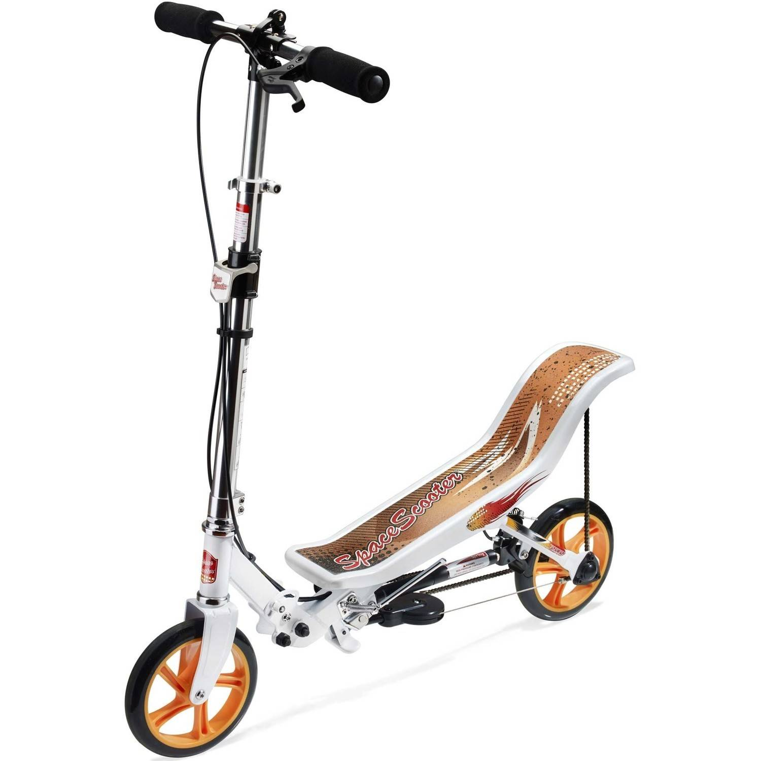Space Scooter X580, Regular, White by Space Scooter
