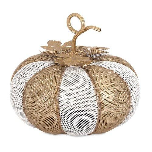 The Holiday Aisle Mesh Pumpkin