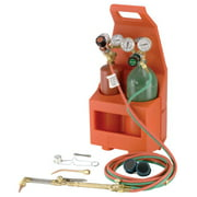 Tote-A-Torch Outfits, Handle, Regulators, Cutting Tip, Hose, Carrier, Cylinders