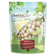 Food to Live Macadamia Nuts, 8 oz