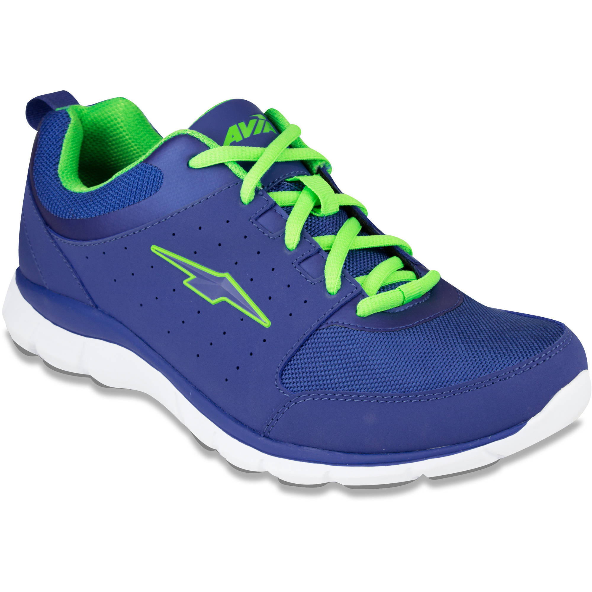 Avia Crown Blue Slip Resistant Shoe