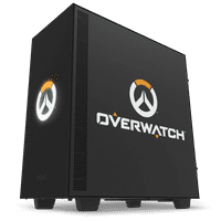 NZXT H500 - Licensed Overwatch Edition ATX PC Gaming Case - Tempered Glass - Enhanced Cable Management