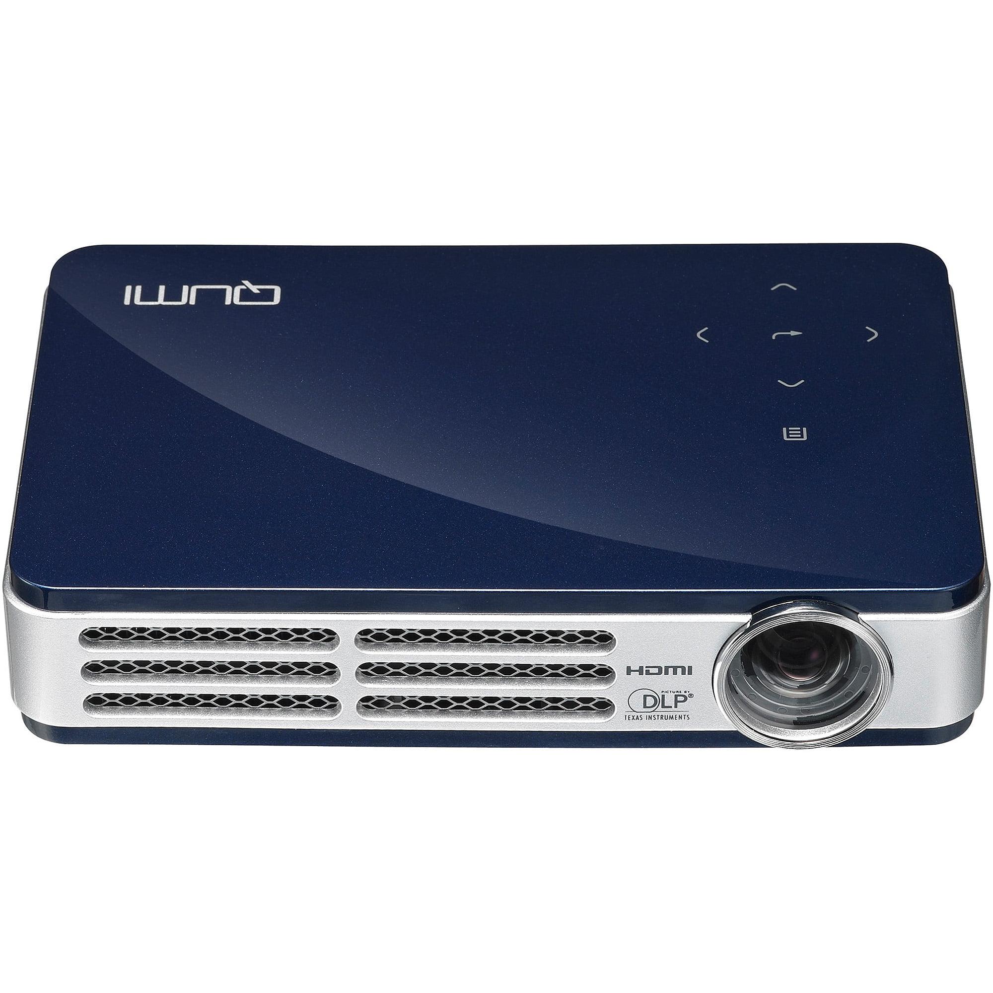 Vivitek Qumi Q5 HD LED Pocket Projector Q5-BL, Blue