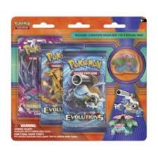 Pokemon XY12 Evolutions Venusaur Pin DBL Trading Cards