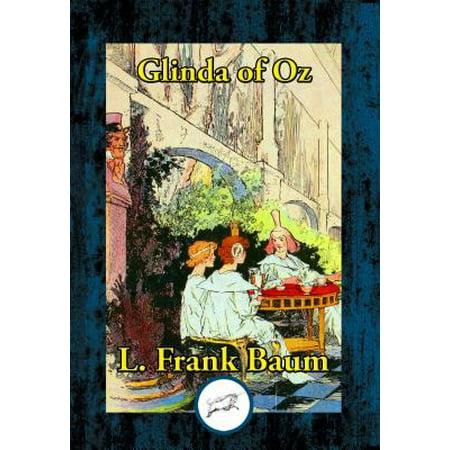Glinda In The Wizard Of Oz (Glinda of Oz - eBook)