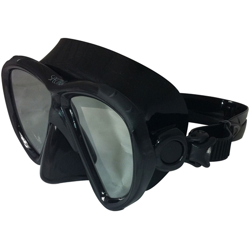 Sherwood Spectrum Mask with Tinted Lens (Platinum) by Sherwood