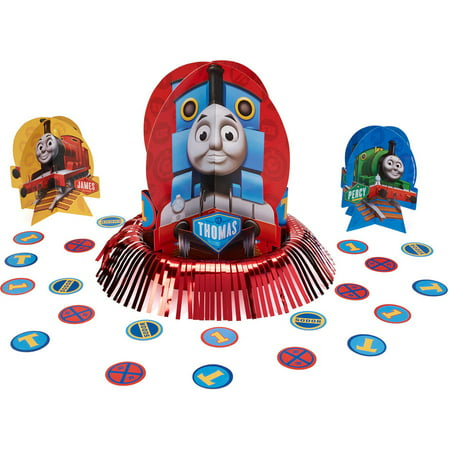 Thomas and Friends Table Decorations, Party Supplies
