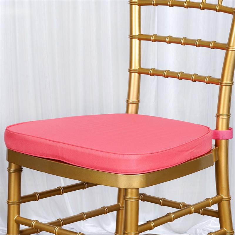 BalsaCircle Cushions for Chiavari Chairs - Wedding Party Event Furniture Reception Dinner Catering Ceremony Decorations