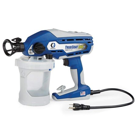 Graco Ultra Corded Airless Handheld Paint Sprayer (Best Affordable Paint Sprayer)