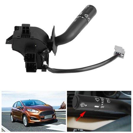 Yosoo Interrupteur à levier combiné pour variateur d'essuie-glace de clignotants pour Ford F150 2005-2008 5L3Z13K359AAA, CBS-1332, 629-00789 - image 6 de 7