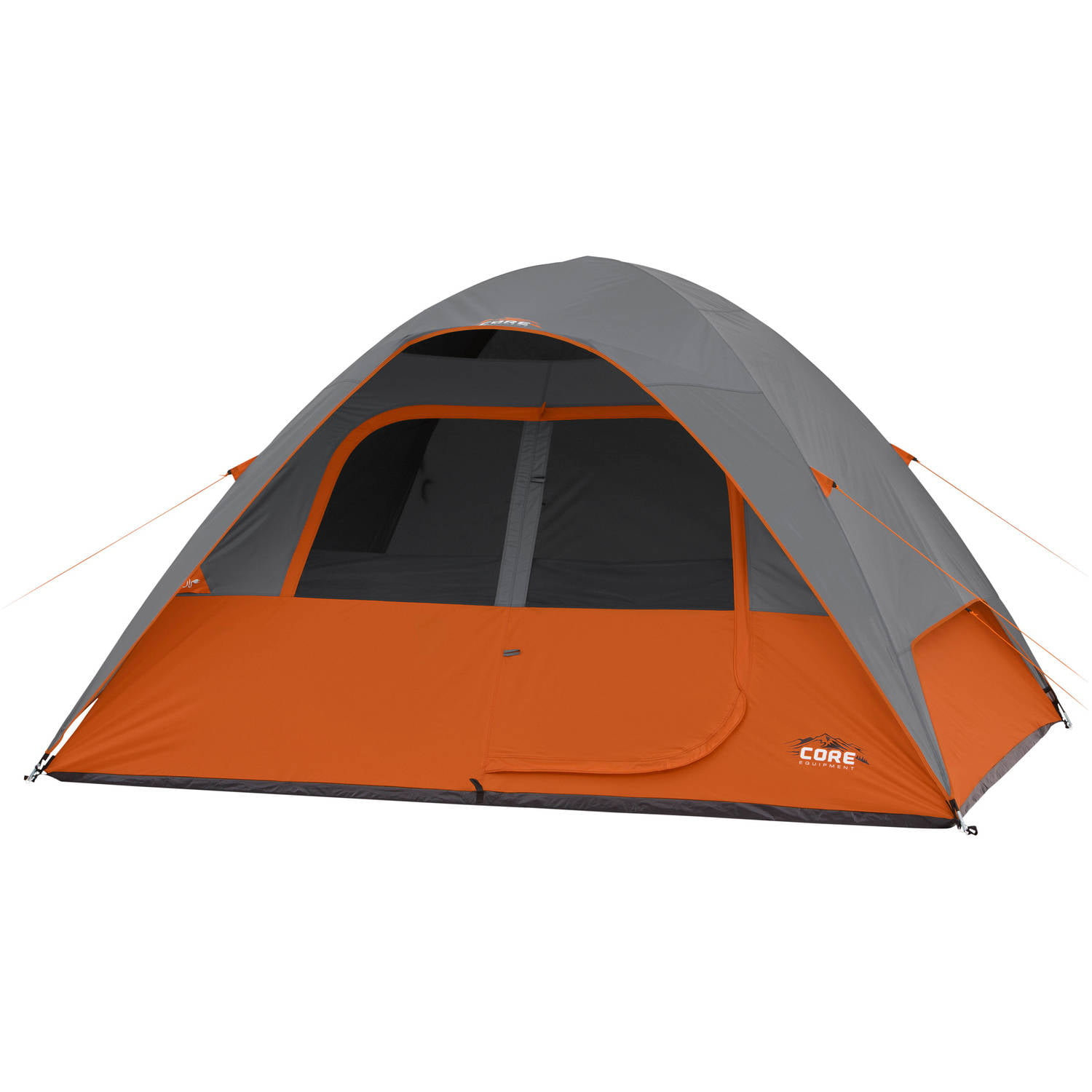 Core Equipment 11' x 9' Dome Tent, Sleeps 6 by Elevate LLC