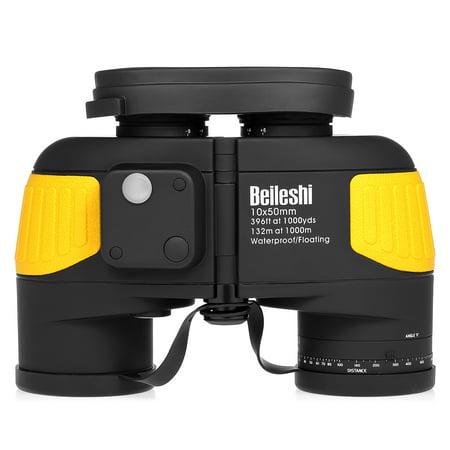 10×50 Admiral Binocular Compass Marine Navigation Boating Binocular Telescope Hunting Bird Watching Sports Bird Watching Telescope thumbnail