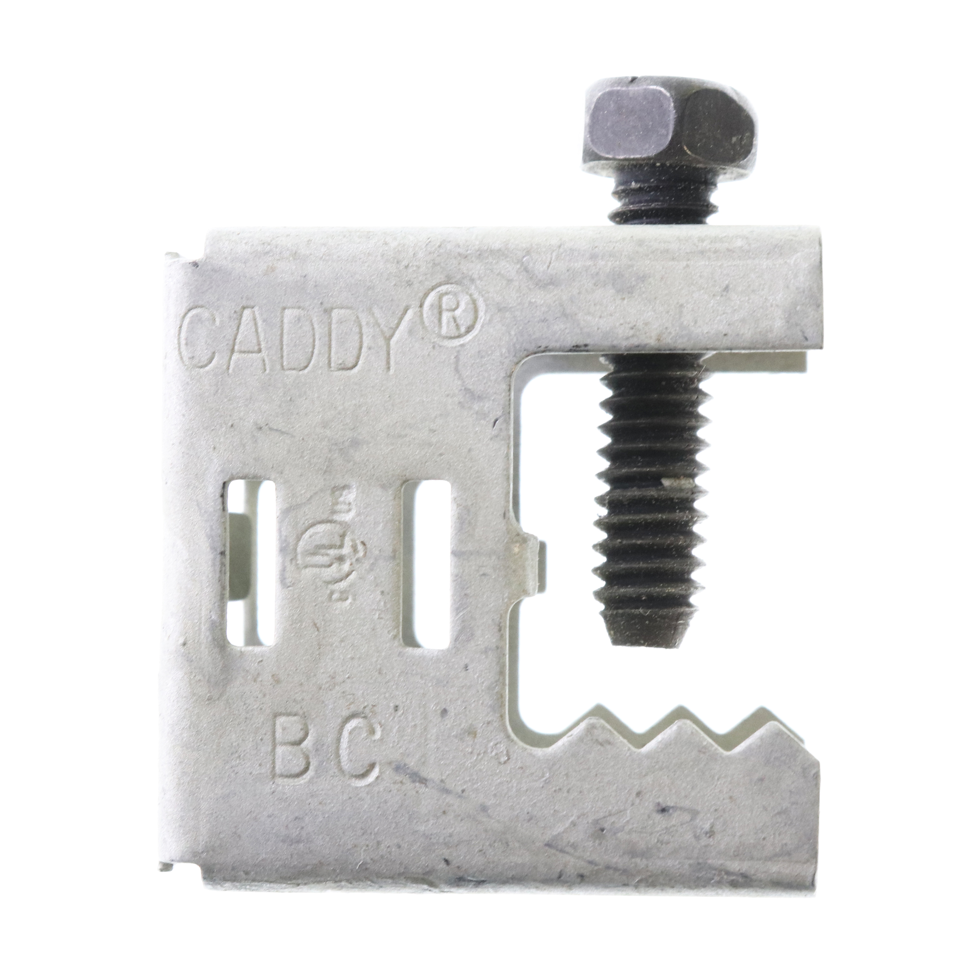 """Caddy erico bc beam clamp 1//16 to 1//2/"""" qty 100"""