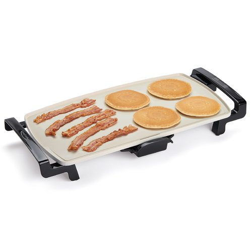 "Betty Crocker BC-2992CT 20"" x 10.5"" Ceramic-Coated Griddle"
