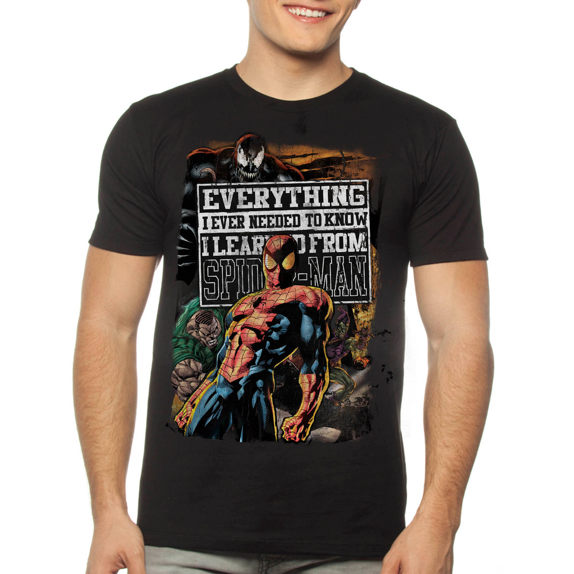 Venom Big Men's Graphic Tee