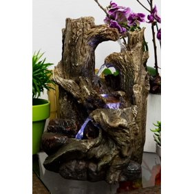 Bluworld Small Moonshadow With Led Fountain