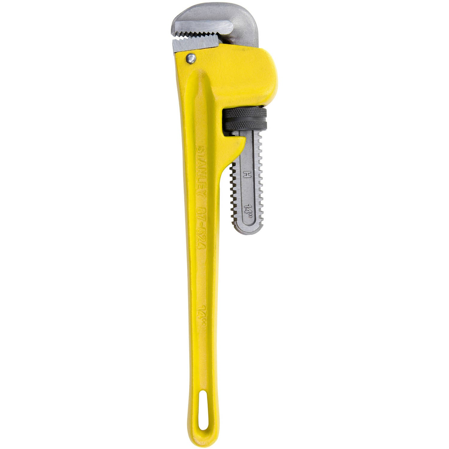 Stanley 14-Inch Pipe Wrench 87-624  sc 1 st  Walmart.com & Stanley 14-Inch Pipe Wrench 87-624 - Walmart.com