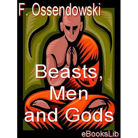 Beasts, Men and Gods - eBook
