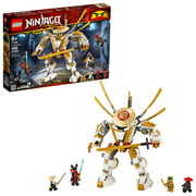LEGO NINJAGO Legacy Golden Mech 71702 Kids Building Kit (489 Pieces)
