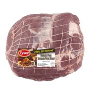 Tyson; All Natural* Pork Picnic Roast Boneless, 2.8 - 5.64 lb